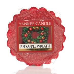 Vosk do aromalampy YANKEE CANDLE Red apple wreath