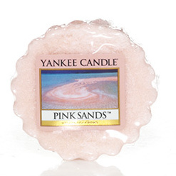 Vosk do aromalampy YANKEE CANDLE Pink sands
