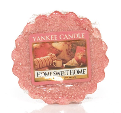 Vosk do aromalampy YANKEE CANDLE Home sweet home