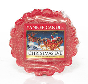 Vosk do aromalampy YANKEE CANDLE Christmas eve