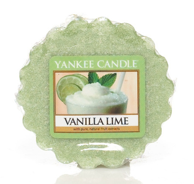 Vosk do aromalampy YANKEE CANDLE Vanilla lime