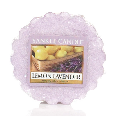 Vosk do aromalampy YANKEE CANDLE Lemon lavender