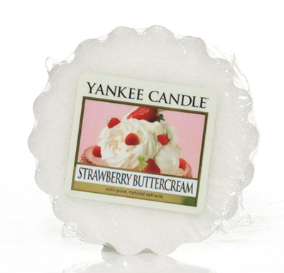 Vosk do aromalampy YANKEE CANDLE Strawberry buttercream