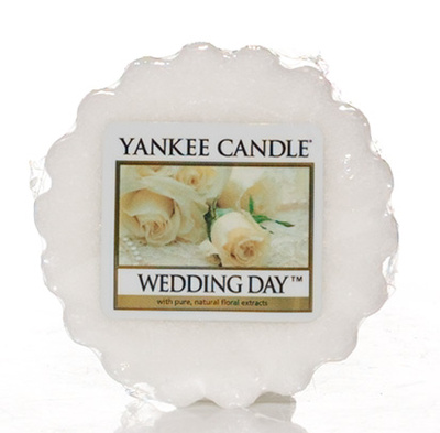 Vosk do aromalampy YANKEE CANDLE Wedding day