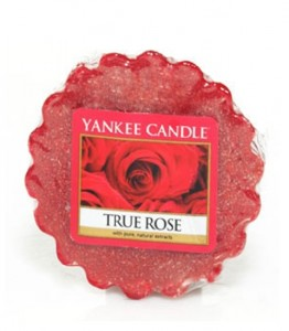 Vosk do aromalampy YANKEE CANDLE True rose