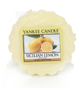 Vosk do aromalampy YANKEE CANDLE Sicilian lemon