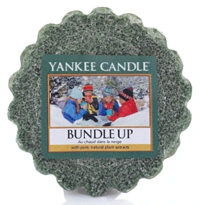 Vosk do aromalampy YANKEE CANDLE BUNDLE UP