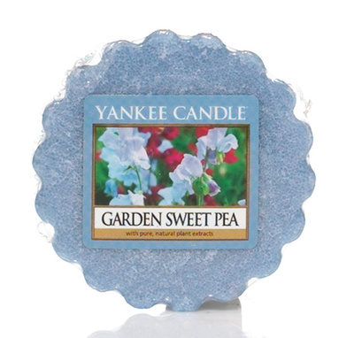 Vosk do aromalampy YANKEE CANDLE Garden sweet pea
