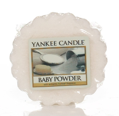 Vosk do aromalampy YANKEE CANDLE Baby powder